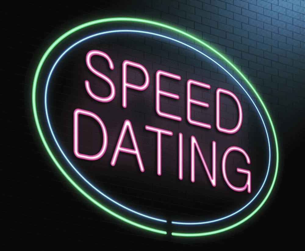 Speed-Dating-Konzept