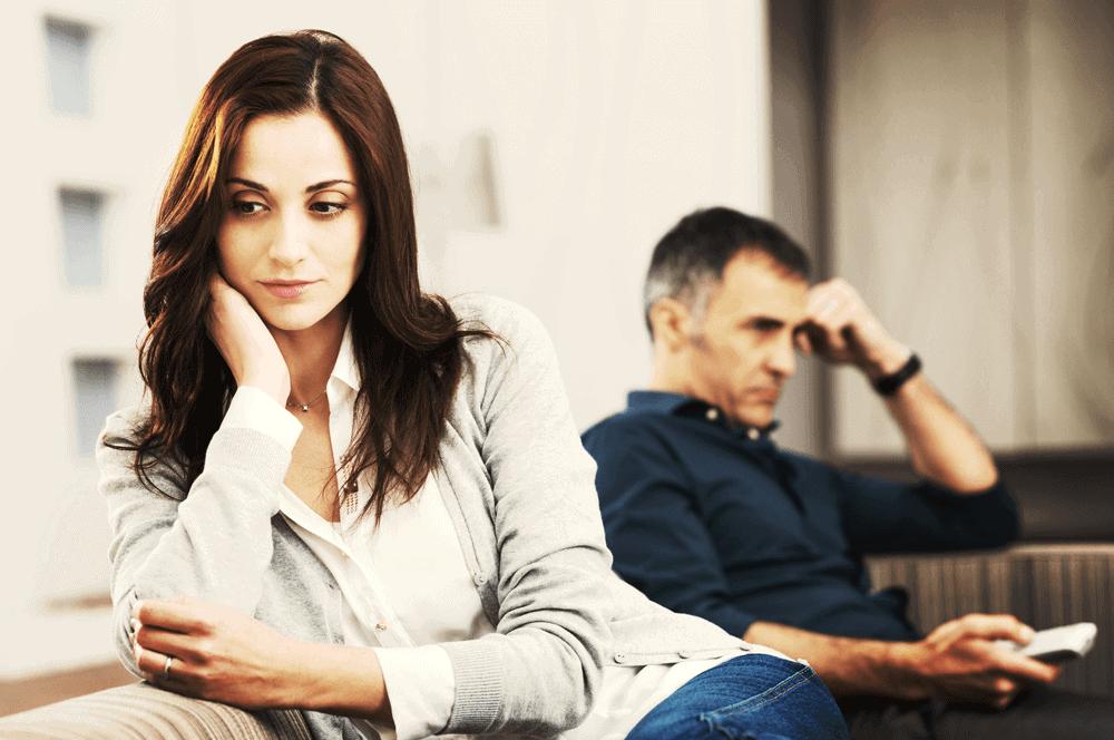 Zweifel an Beziehung