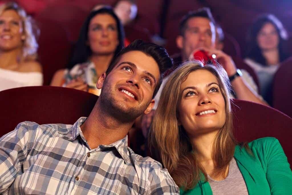 Date im Kino