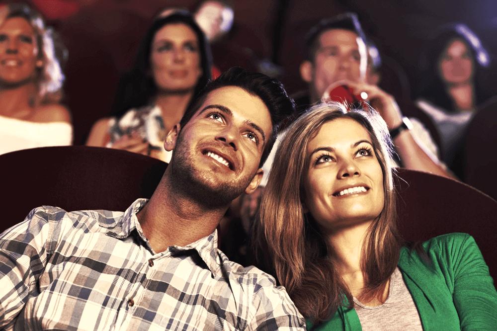 Date im Kino Tipps