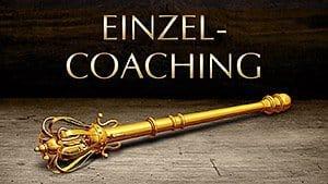 Erfolggarantiertes Einzelcoaching