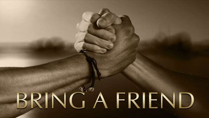 Bring a friend coaching