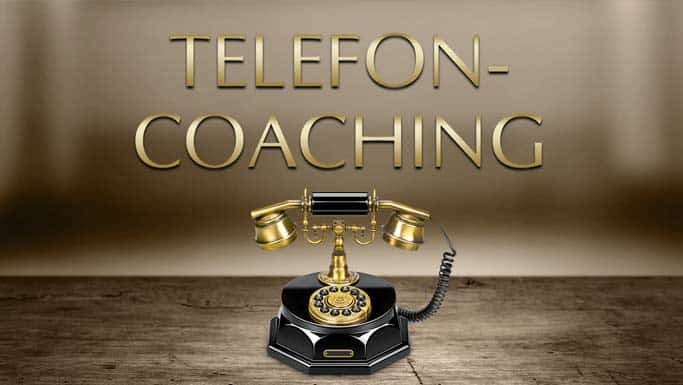 Flirtcoaching am Telefon