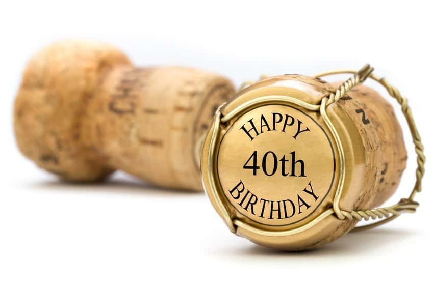 Männer ab 40 Happy Birthday
