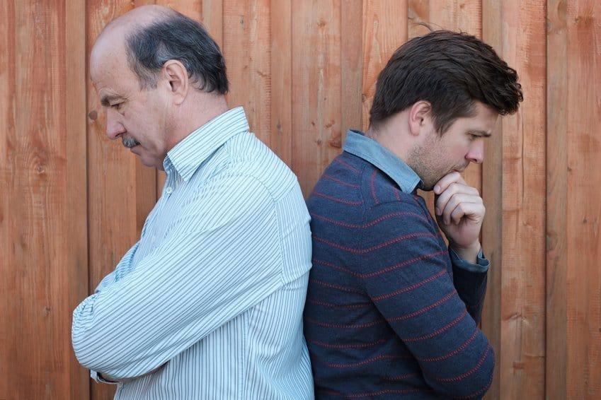 Beziehungsunfähigkeit Eltern Liebesleben
