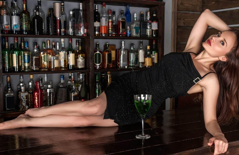 Alkohol vor dem Sex