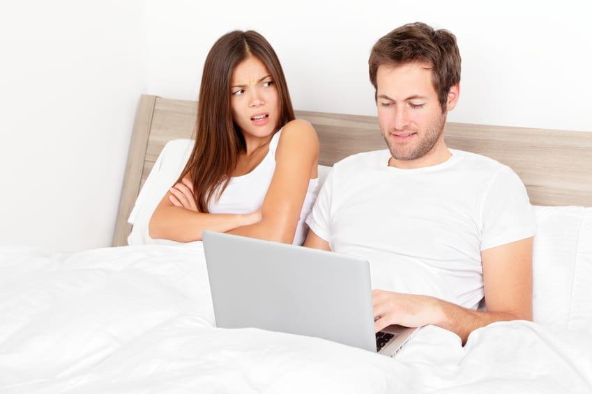 Pornos in der Beziehung