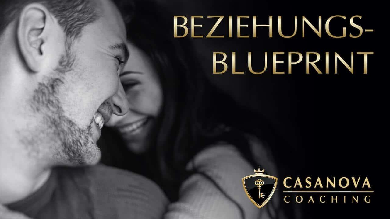 Beziehung Blueprint Casanova Coaching Workshop