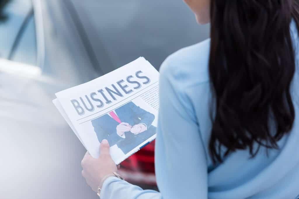 Diskriminierung von Frauen in Wirtschaftzeitungen