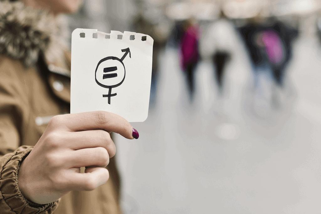 Gleichberechtigung von Frauen und Männer