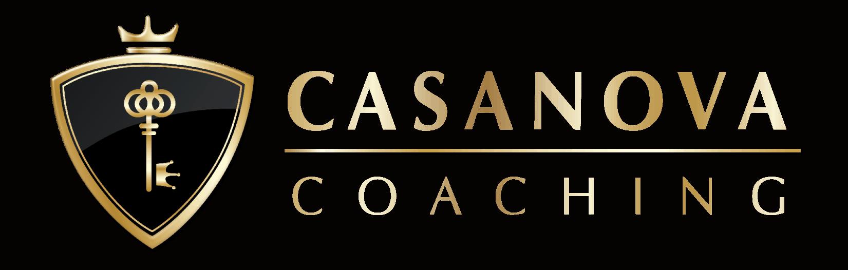 Casanova Coaching Logo Gold