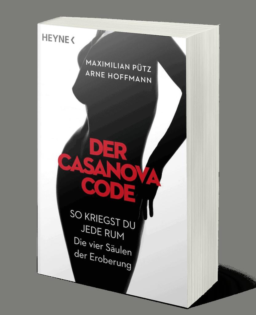 Der Casanova Code Buchcover