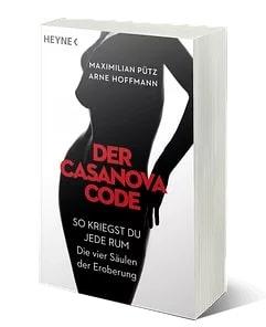 Der Casanova Code Maximilian Pütz